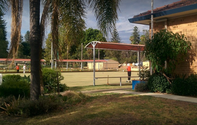 Claremont Bowling Club Bowls Photo
