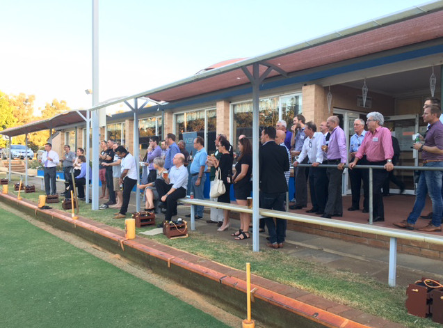 Claremont Bowling Club Functions